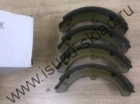 Колодки тормозные задние барабанные NLR85 / NMR85 (Япония)