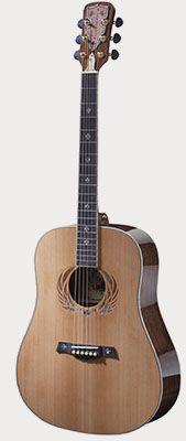 CRUSADER CF-520WFM Гитара акустическая