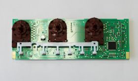 СМА_CONTROL CARD LED 3 KNOBS 143332 зам.143082,111959,141152,096998