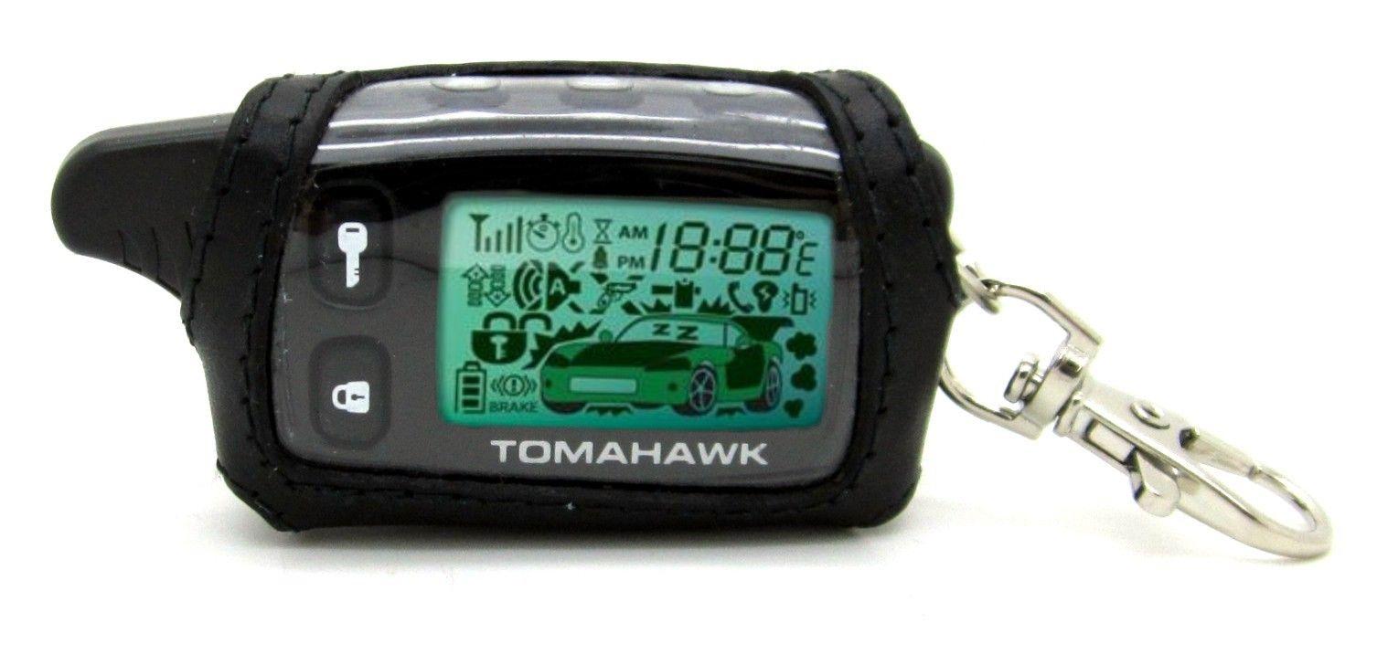 tomahawk инструкция по брелку 9010