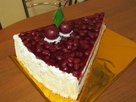 г.Заполярный Мурманской обл. Наталья. Кусок торта