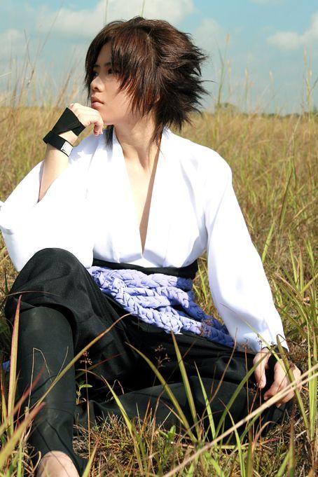 Парик Саске Учиха/Uchiha Sasuke