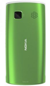 Корпус Nokia 500 (green)