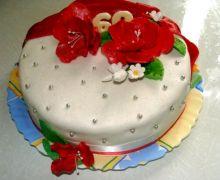 г.Тверь Ирина торт на юбилей