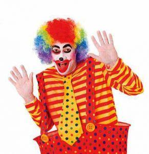 Парик клоунский (цветной)