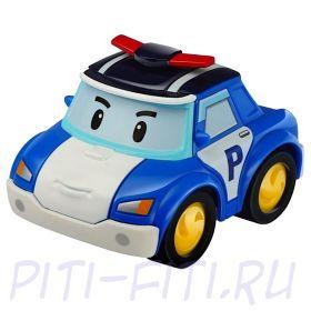 Robocar Poli. Инерционная машинка Поли