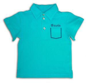 Рубашка - поло для мальчика Евразия Россия