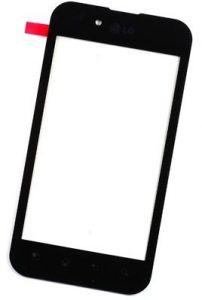 Тачскрин LG P970 Optimus Black (black) Оригинал