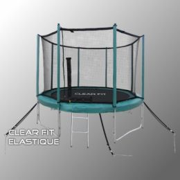 Батут — Clear Fit Elastique 8ft