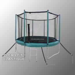 Батут — Clear Fit Elastique 16ft