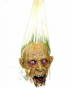 Голова отрубленная мужская