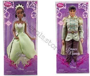 Принцесса и лягушка (Тиана + Новин)