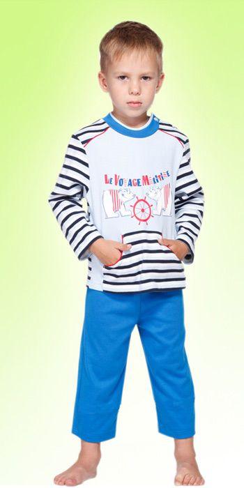 Пижама для мальчика Скейтбордист