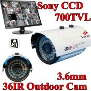 Sony CCD 700 ТВЛ