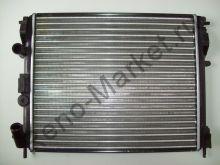 Радиатор охлаждения для авто с кондиционером (до 2008г.) Finord FN-2384 аналог 7700428082