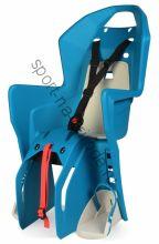 Кресло детское Polisport , заднее, модель Koolah RMS с креплением на багажник