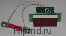 Амперметр постоянного тока АПТ-0,56-40А