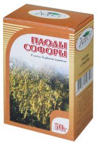СОФОРА, ПЛОДЫ  50 Г.  (ХОРСТ)