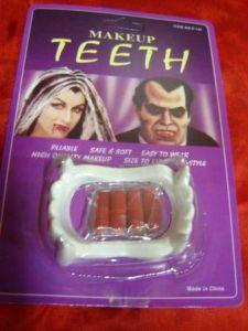 Зубы с кров. капсулами