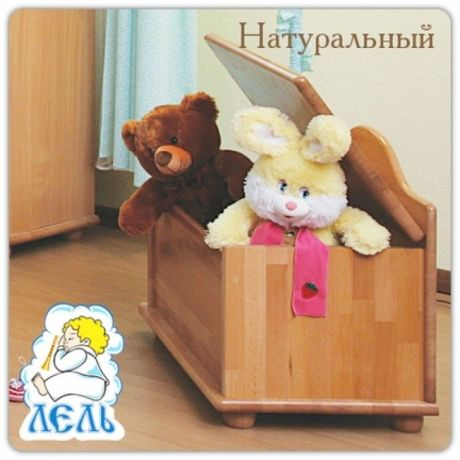 АБ 56 Ящик для игрушек, Лель