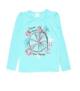 Блуза для девочки Черубино CAK6488