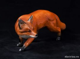 Крадущаяся лиса. Sylvac, Англия