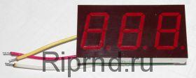 Вольтметр постоянного тока ВПТ-0,8