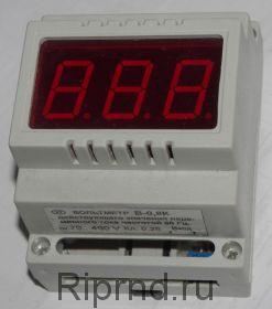 Вольтметр переменного тока В-0,8К