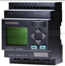Логический модуль  LOGO SIEMENS 06