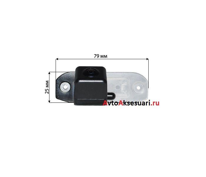 Камера заднего вида для Volvo S40L