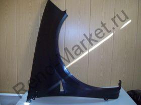 Крыло переднее правое Megane II аналог 7701477187,7701473703
