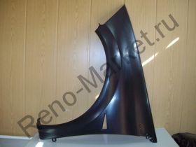 Крыло переднее левое Megane II аналог 7701477186, 7701473702