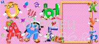 Кружка Буквы