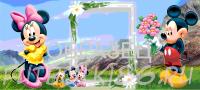 Кружка Микки Маус и семья