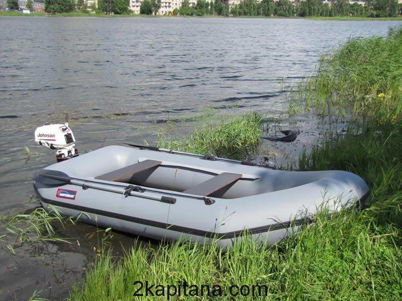 Надувная лодка Хантер 300 ЛТ