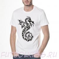 Футболка Дракон арт. b9