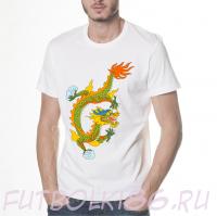 Футболка Дракон арт.02