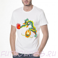 Футболка Дракон арт.03