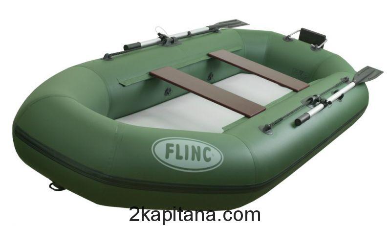 Надувная лодка FLINC F280TLА