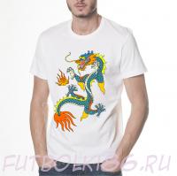 Футболка Дракон арт.06