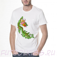 Футболка Дракон арт.07