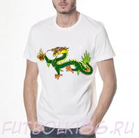 Футболка Дракон арт.012
