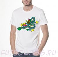 Футболка Дракон арт.013