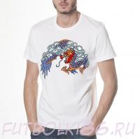 Футболка Дракон арт.024
