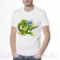 Футболка Дракон арт.031