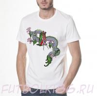 Футболка Дракон арт.032