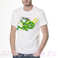 Футболка Дракон арт.039