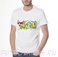 Футболка Дракон арт.043