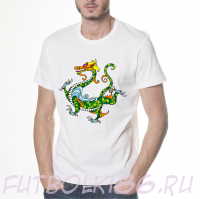 Футболка Дракон арт.044