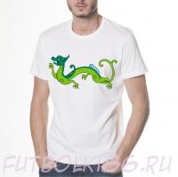 Футболка Дракон арт.046